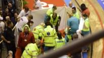 Gentse Zesdaagse stopgezet na zware val: breuken en kleine hersenbloedingen voor Gerben Thijssen