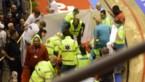 Eerste dag Gentse Zesdaagse stopgezet na zware val Gerben Thijssen