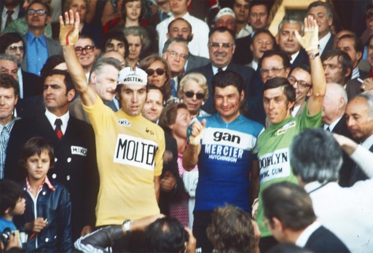 Raymond Poulidor overleden op 83-jarige leeftijd