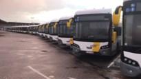 Staking De Lijn: meer dan helft bussen en trams niet uitgereden in provincie Antwerpen