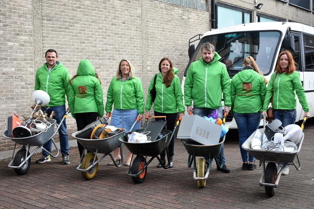 GO! atheneum Klein-Brabant doet meer dan centjes inzamelen voor Rode Neuzendag - Gazet van Antwerpen