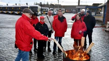 Vakbonden en De Lijn donderdag opnieuw rond de tafel, nieuwe stakingsacties niet uitgesloten