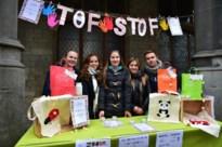 Jonge ondernemers tonen wat ze waard zijn tijdens minimarktdag