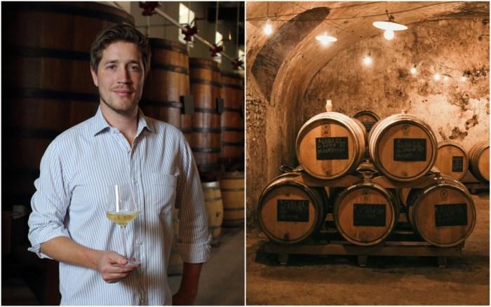 Telg uit Antwerpse adellijke familie is beste wijnbouwer in Frankrijk