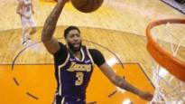 LA Lakers boeken achtste seizoenszege en blijven aan kop in het westen