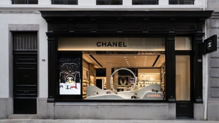 Chanel opent eerste beautyboetiek in ons land