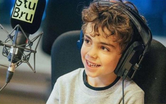 """Zoontje (5) van Christophe Lambrecht: """"Ik wil dat er nooit meer papa's zijn van wie het hart stopt met kloppen"""""""