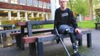 """Student Roy (21) verloor drie ledematen en zet zich nu in voor Rode Neuzen Dag: """"Hopelijk kan ik anderen inspireren"""""""