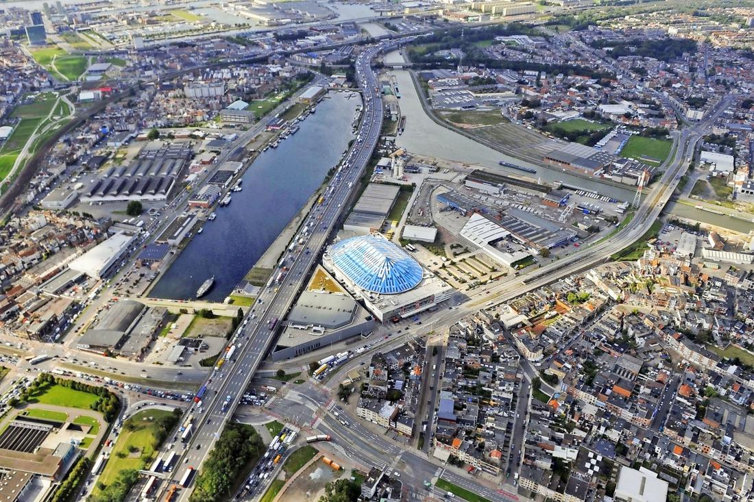 Groen Borgerhout dient bezwaar in tegen Hollandse knoop - Gazet van Antwerpen