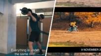 """Wout van Aert deelt beelden van ongeziene training in het zand: """"Trots op wat ik al bereikt heb"""""""