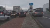 Waanzin: chauffeur omzeilt file op Boomsesteenweg via fietspad