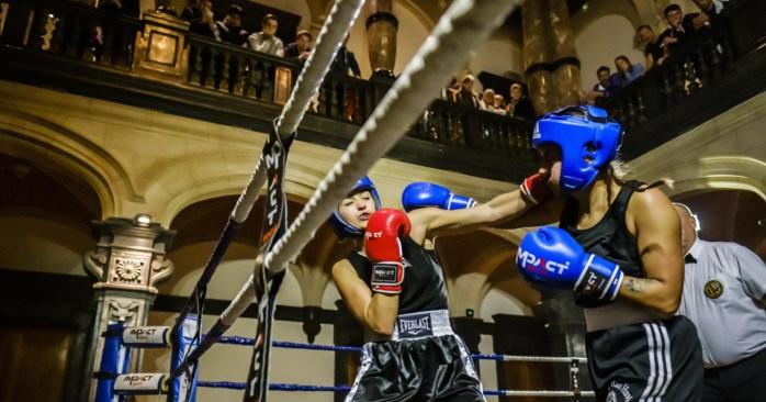 Op 24 november weer boksen in districtshuis (Borgerhout) - Gazet van Antwerpen