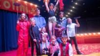 Leerlingen van De Knipoog en De Mart leren de kneepjes van het vak met Circus Picolini