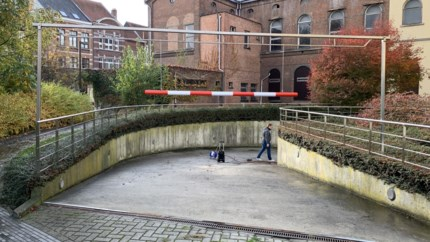 Parking Zwartzustervest vrijdag open: zelfde tarief als Veemarkt