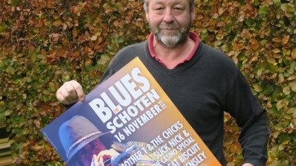 Blues in Schoten strikt Casey Hensley