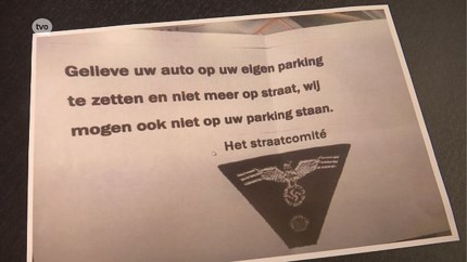 Politie Sint-Niklaas zoekt afzender briefje met nazisymbolen