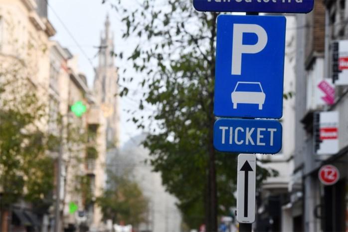Parkeren in Antwerpen goedkoper dan in Brussel en Londen, maar duurder dan Dortmund en Oslo