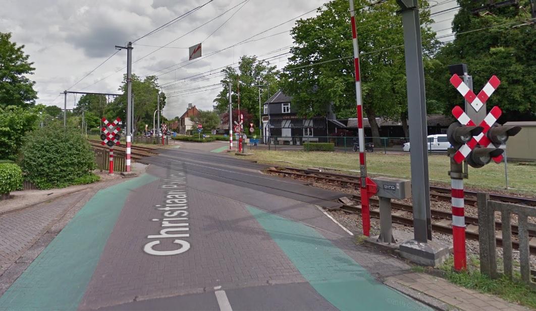 Spoorwegovergang in Kapellen tijdens weekend gesloten (Kapellen) - Gazet van Antwerpen