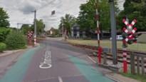 Spoorwegovergang in Kapellen tijdens weekend gesloten