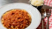 Hier eet je de lekkerste spaghetti bolognese in Antwerpen
