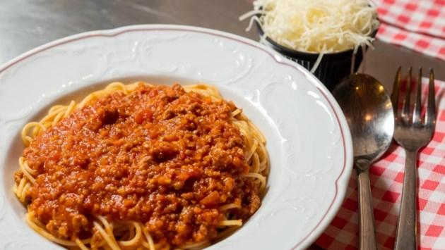 Hier eet je de lekkerste spaghetti bolognese