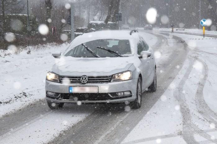 Code geel: KMI waarschuwt voor gladde wegen vannacht