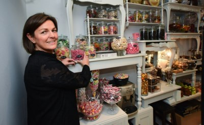 "Heidi opent ouderwetse snoepwinkel Den Bollenwinkel: ""Ik voel me net de Kotmadam"""