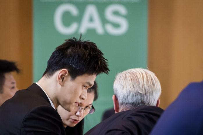 Chinese zwemmer Sun Yang vecht bij TAS geldigheid dopingcontrole aan