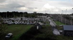 Reizigers verbolgen over betalend parkeren aan station Noorderkempen