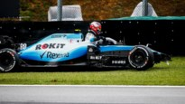 Twee crashes tijdens F1-oefensessie in Brazilië: Ferrari bovenaan