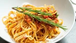Hier eet je de lekkerste spaghetti bolognese in de Kempen