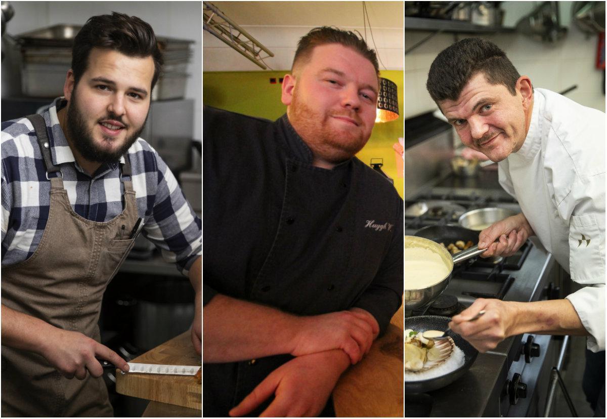 Deze chefs zijn weg van producten uit hun eigen streek - Gazet van Antwerpen