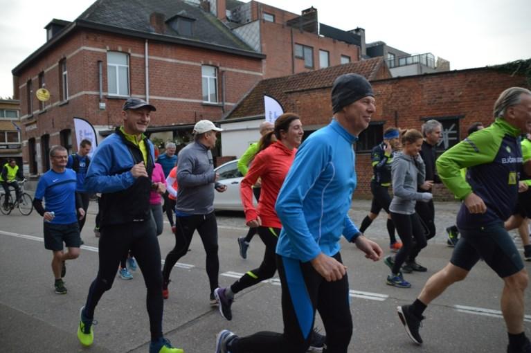 Honderdtal sportievelingen op Memorial Leo Van Tichelen