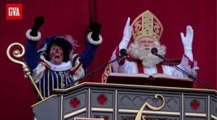 Sinterklaas is in de war en denkt even dat er dit jaar stoute kinderen waren