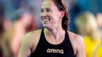 Duitse Sarah Köhler zwemt wereldrecord 1.500 meter kortebaan