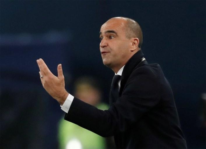 REACTIES. Rode Duivels willen dinsdag feestje bouwen in slotmatch, maar toch treurt bondscoach Roberto Martinez een beetje