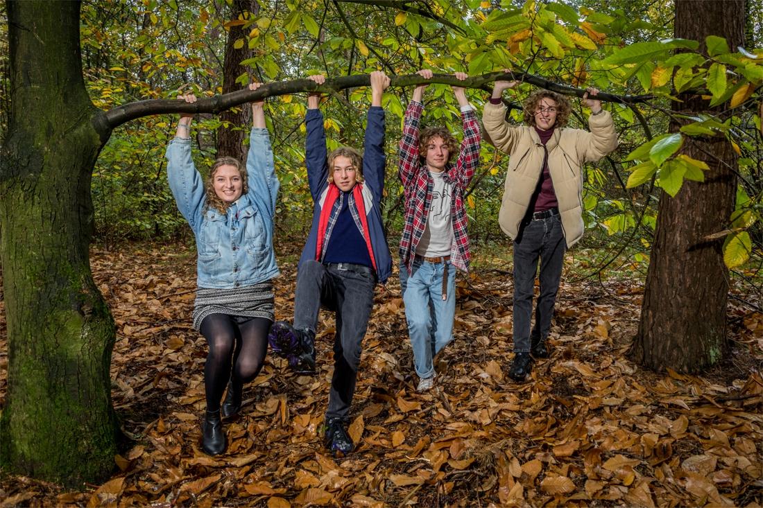 Opgroeien in de Hoge Rielen: Anna, Guus en Miel zijn geboren tussen de dennenbomen - Gazet van Antwerpen