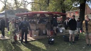 Twee chirojongeren lopen brandwonden op door steekvlam op jaarmarkt Olen