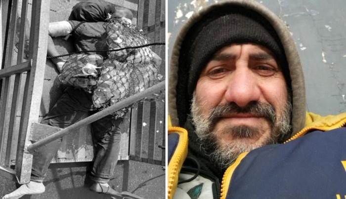 """Migrant die Kanaal probeerde over te zwemmen krijgt gezicht: """"Masoud kwam uit Iran en maakte prachtige houtsnijwerken"""""""