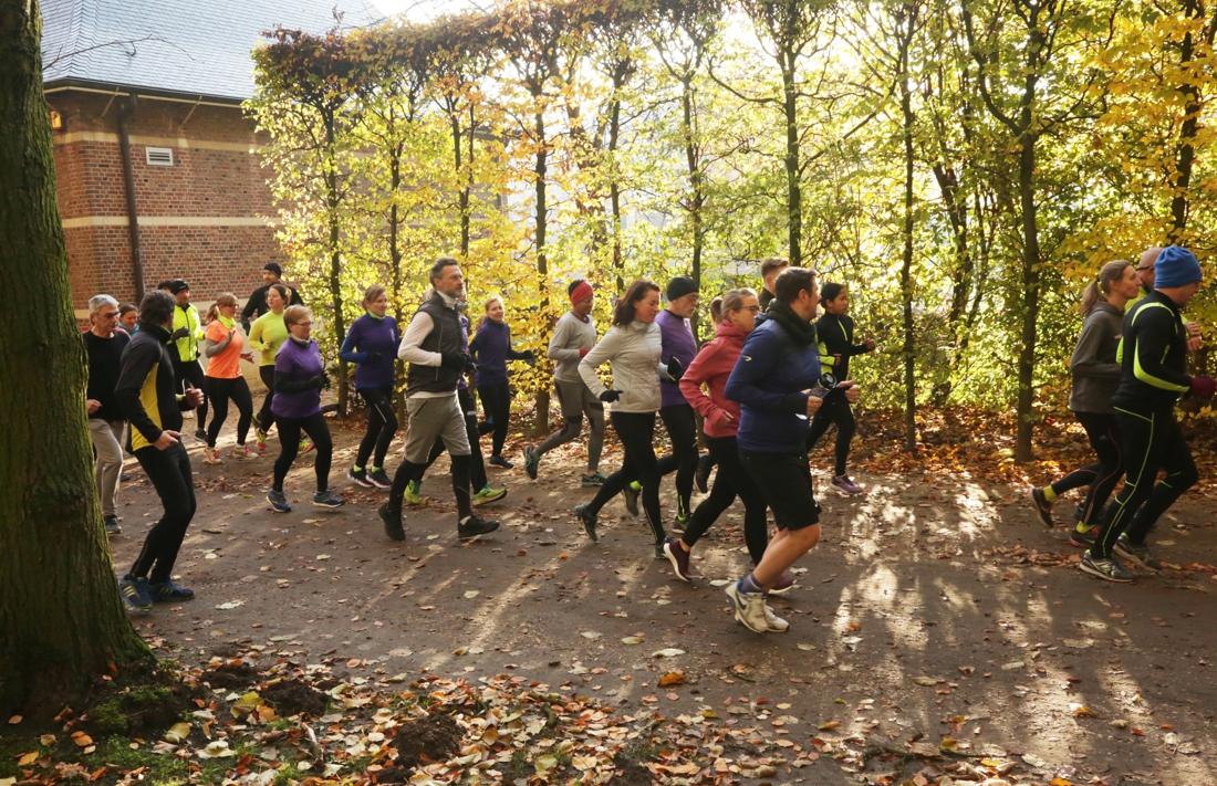 Ruim 200 deelnemers voor zesde Zandloper - Gazet van Antwerpen