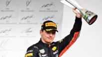 Max Verstappen tijdens GP van Brazilië verkozen tot 'Driver of The Day'