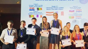 Turnhoutse leerling hotelschool scoort tweede plaats in restaurantwedstrijd in Kroatië