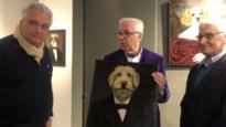 Prins Laurent krijgt hondenschilderij, maar heeft ook tijd voor Delphine Boël