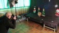 Hondenschool Sint Bavo zet viervoeters van leden op kerstkaarten