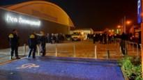 Grote politiemacht voor vechtpartij op privéfeestje