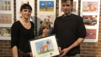 Iranezen behalen meeste prijzen bij Olense Kartoenale, ook jonge Herentalsenaar bij de prijswinnaars