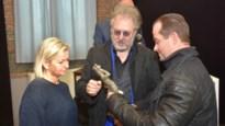 Beeldje van Sus Antigoon levert 4.601 euro op voor het goede doel