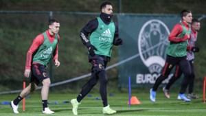 """Zonder Chadli en Vermaelen tegen Cyprus: """"We willen geen risico's nemen"""""""