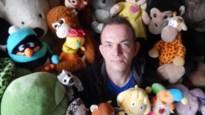 Kris Huybrechts vervult met knuffelboom laatste wens van aan kanker gestorven meisje