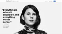 """Laure is het gezicht van wereldwijde Apple-campagne: """"De grote shock kwam achteraf"""""""